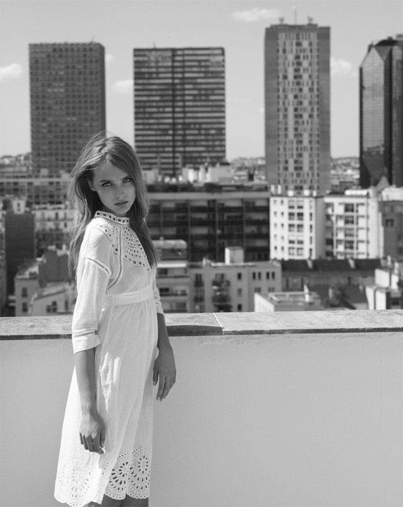 Snejana Onopka for Isabel Marant Spring 2011 by Karim Sadli