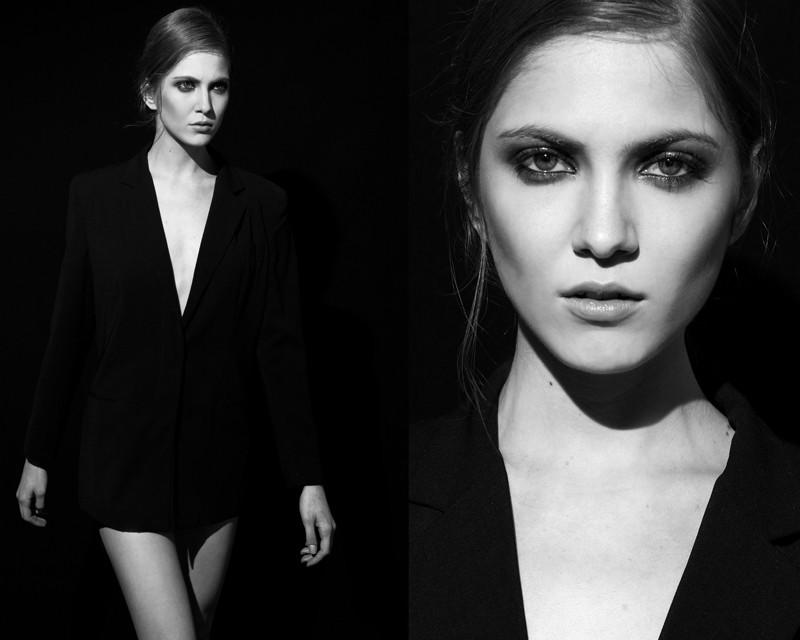 Portrait | Maria Flavia by Bruna Castanheira