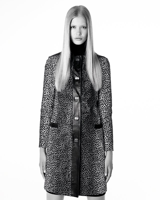 Terese Pagh by Aline & Jacqueline Tappia for Grazia