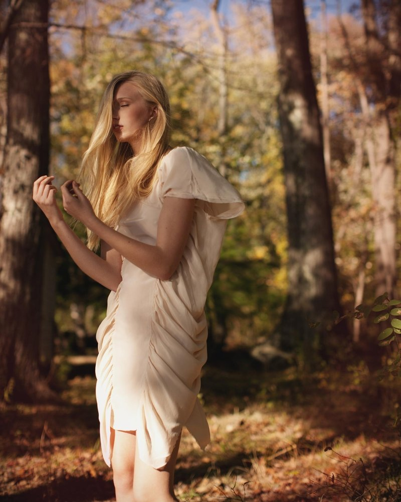 Julia Oliv by Gustavo Marx for Project Alabama Spring 2011 Campaign