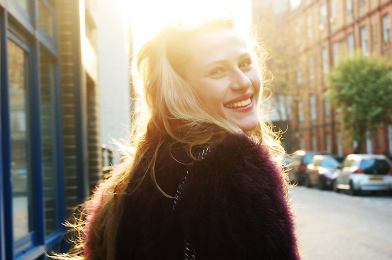 Portrait | Alicia Kuczman by Mariella Kroell