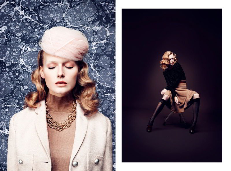Wiola Koval by Emre Guven for All November 2010