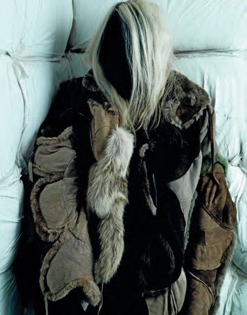 Andrej Pejic for Tush Winter 2010 by Armin Morbach