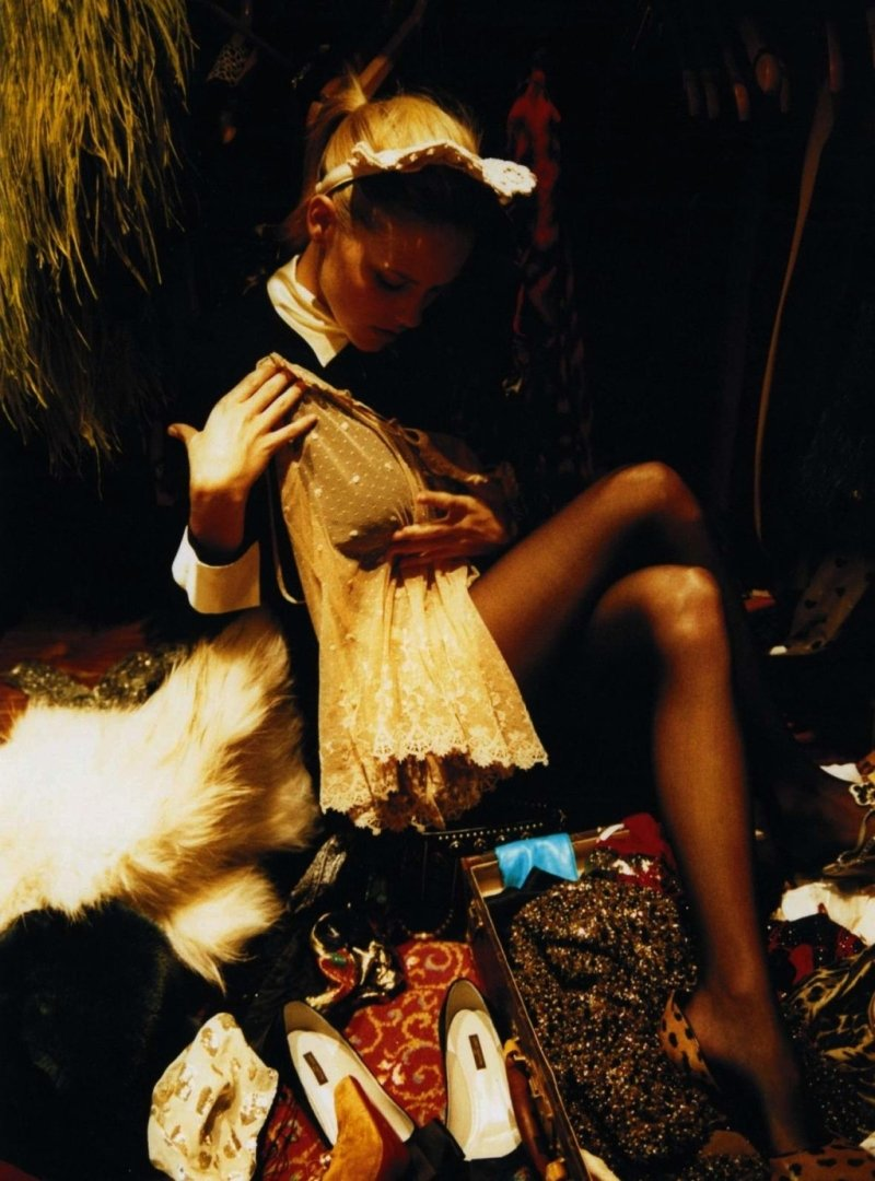 Ashley Smith by Edouard Plongeon for Jalouse