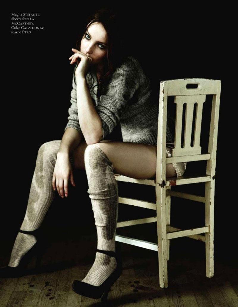 Candice Boucher by Kenneth Willardt for A #46