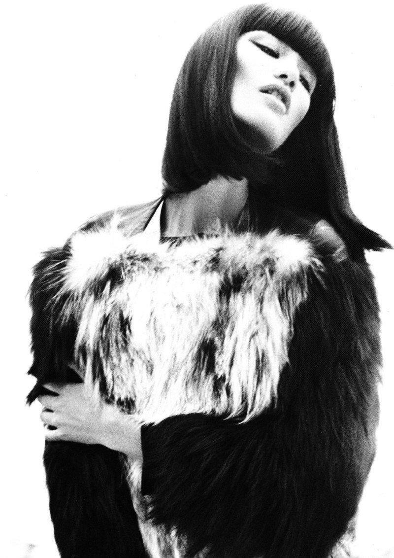 Juliana Imai by John-Paul Pietrus for Numéro China November 2010