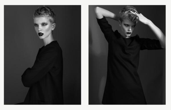 Fresh Face | Merethe Hopland by Jacob Sadrak