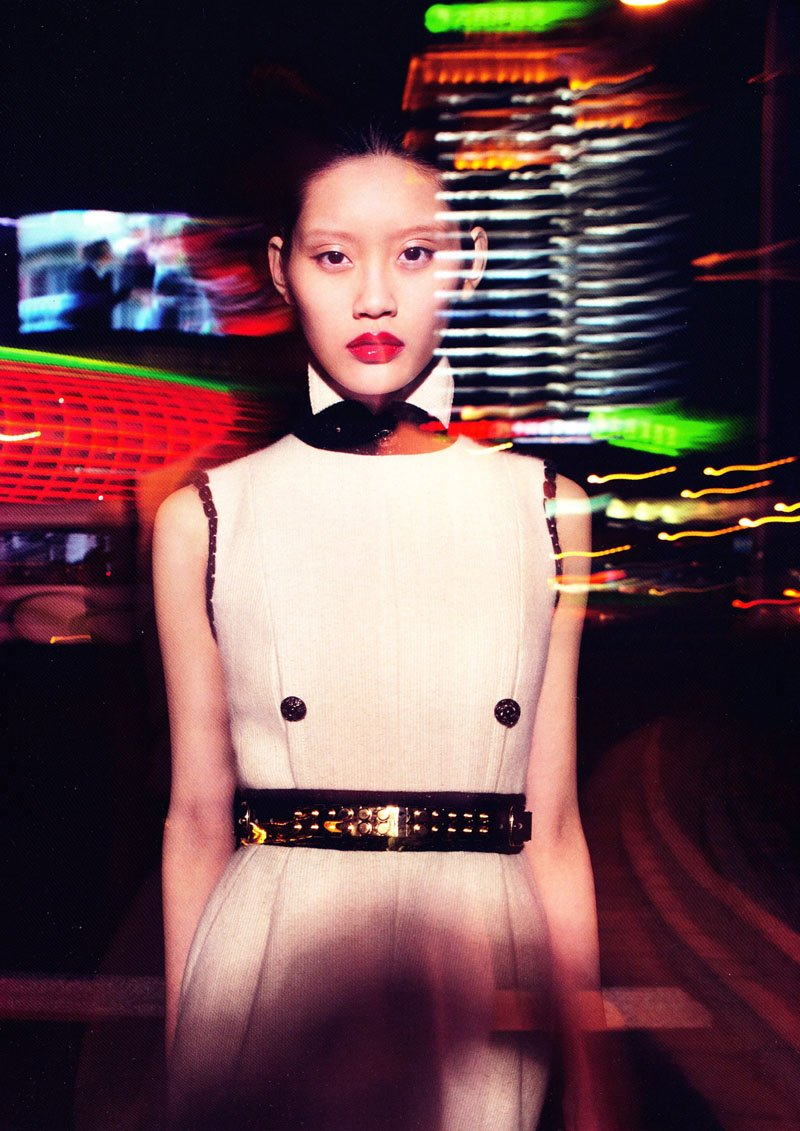 Ming Xi by Sofia Sanchez & Mauro Mongiello for Numéro China November 2010