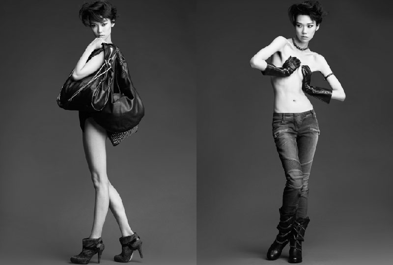 Tao Okamoto by Leslie Kee for Valveat 81