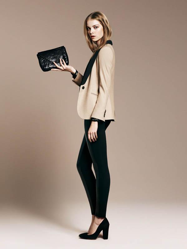 Zara November 2010 Lookbook