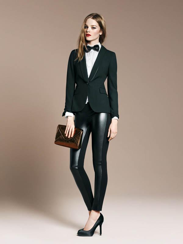 Zara Evening Lookbook | Gwen Loos