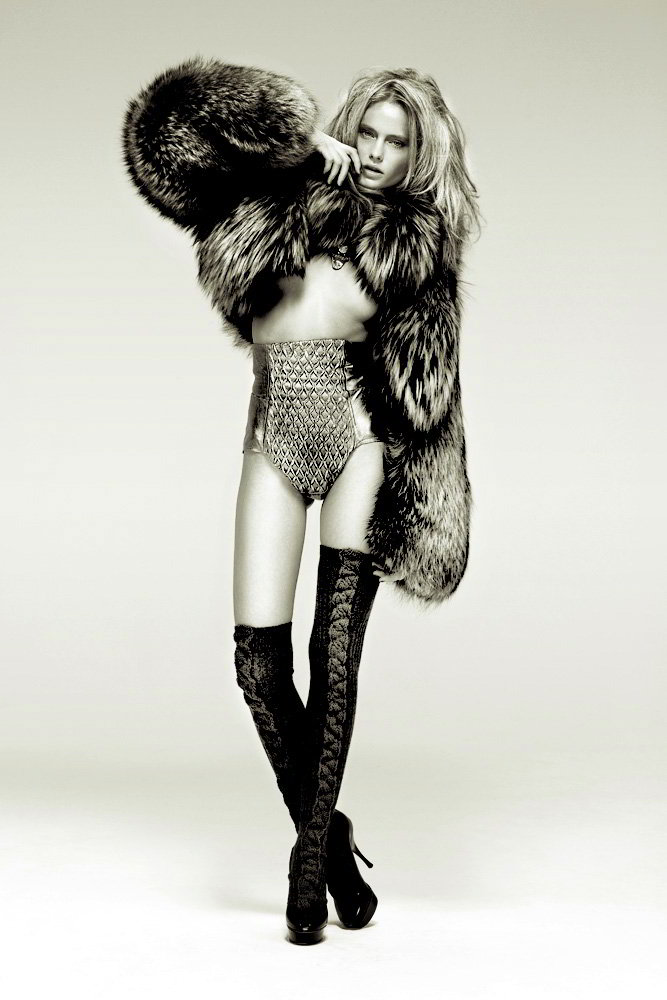 Natalia K by Pierre Dal Corso for Zink Holiday 2010