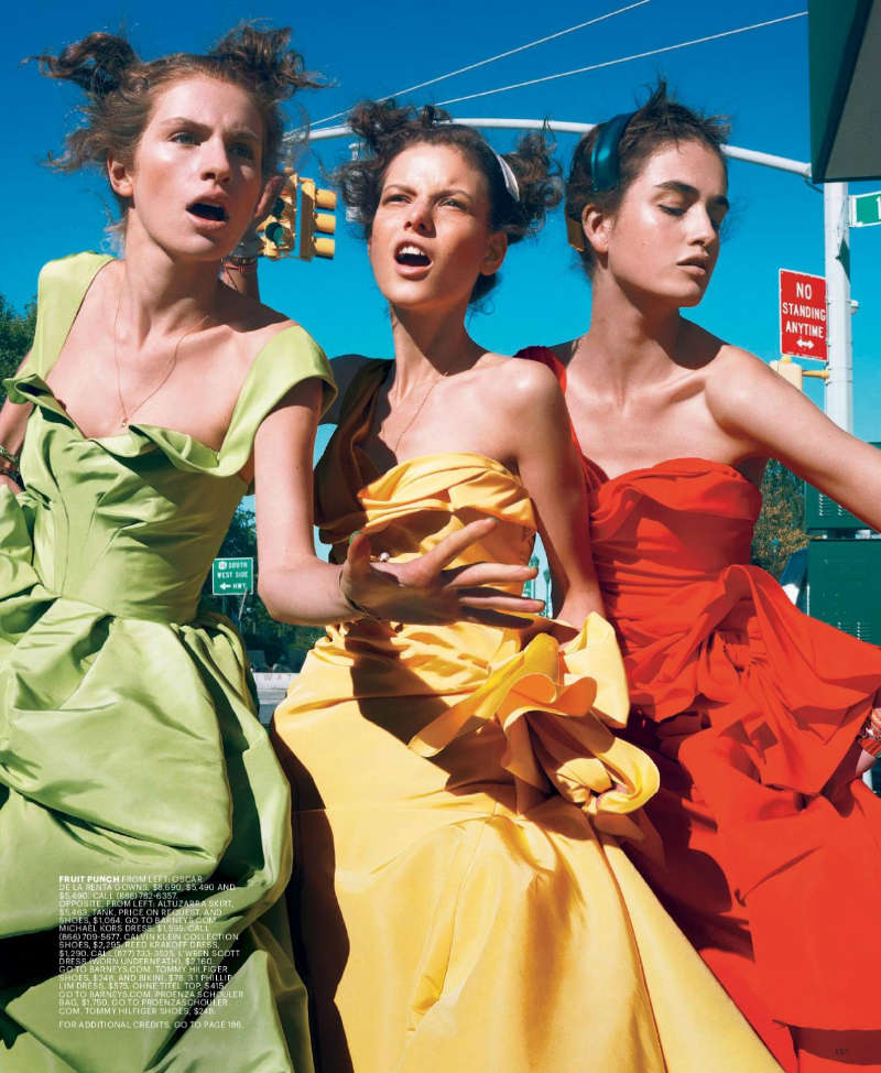 Zing! by Emma Summerton for New York Times Style Holiday 2010
