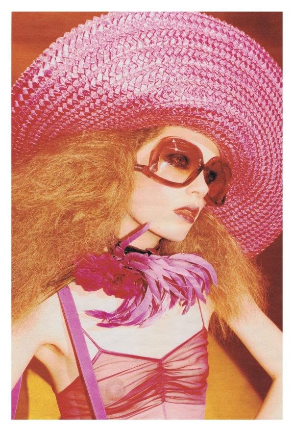 Marc Jacobs Spring 2011 Campaign Preview | Caroline Brasch Nielsen & Masha Kirsanova by Juergen Teller