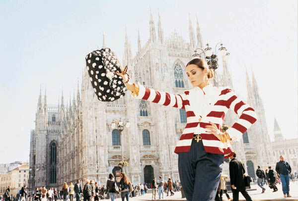 Moschino Spring 2011 Campaign Preview