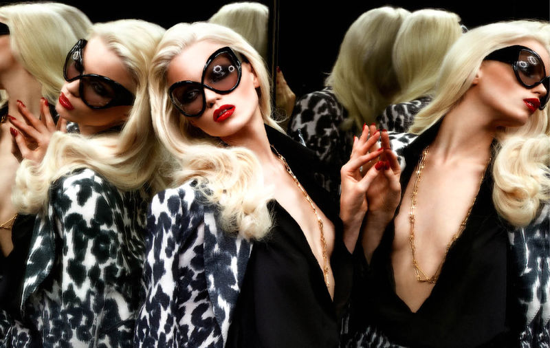 Tom Ford Eyewear Spring 2011 Campaign | Abbey Lee Kershaw by Tom Ford