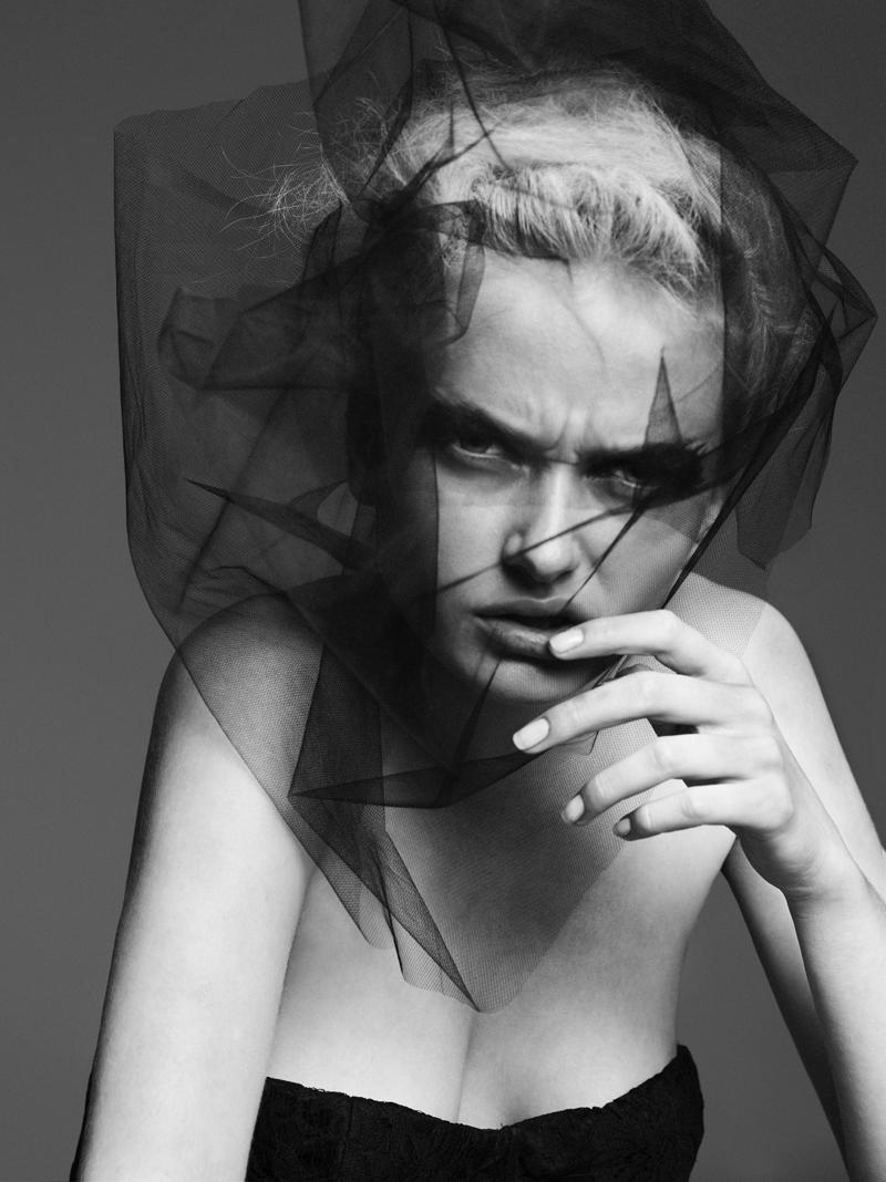 Portrait | Bella Barber by Brooke Coffey