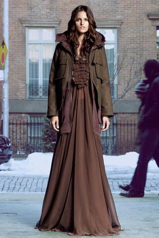 Givenchy Pre-Fall 2011