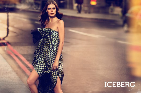 Malgosia Bela for Iceberg Spring 2011 Campaign (Preview)