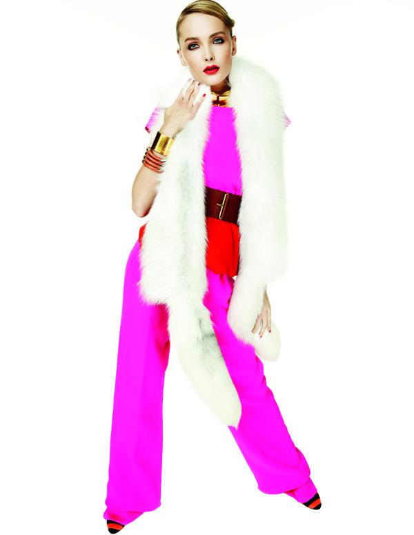 Snejana Onopka by Giampaolo Sgura for Vogue Nippon February 2011