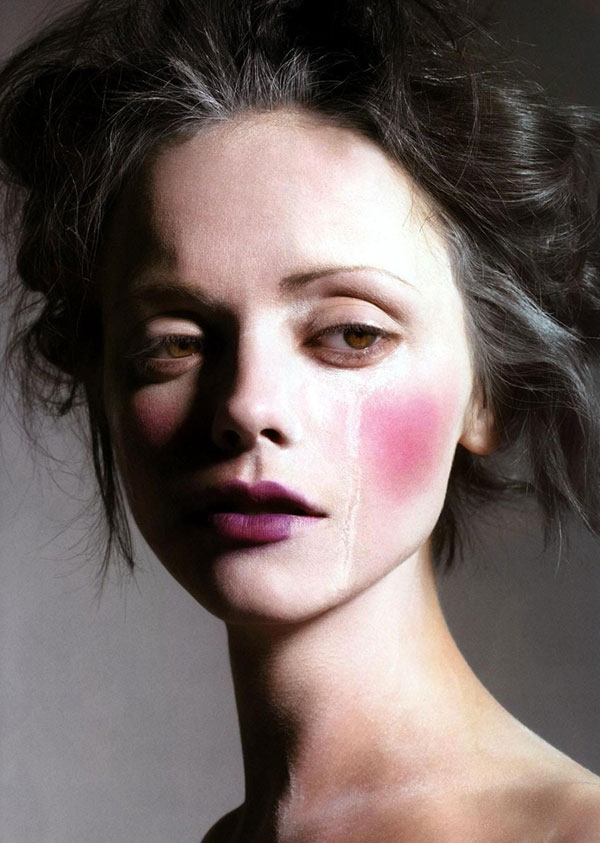 Morning Beauty | Christina Ricci by Mert & Marcus