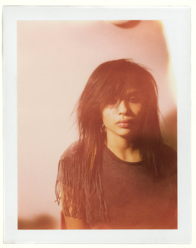 Zoe Kravitz for Eleven Paris Spring 2011 Campaign by Sune Czajkowski