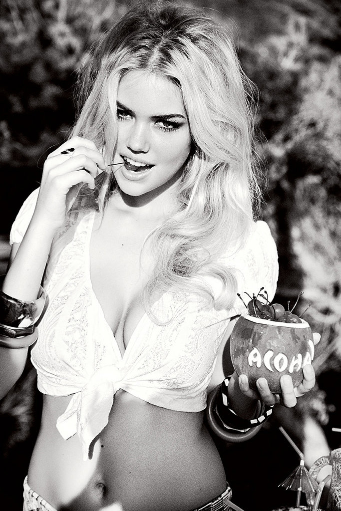 Guess Spring 2011 Campaign | Elsa, Alyssa & Kate by Ellen von Unwerth