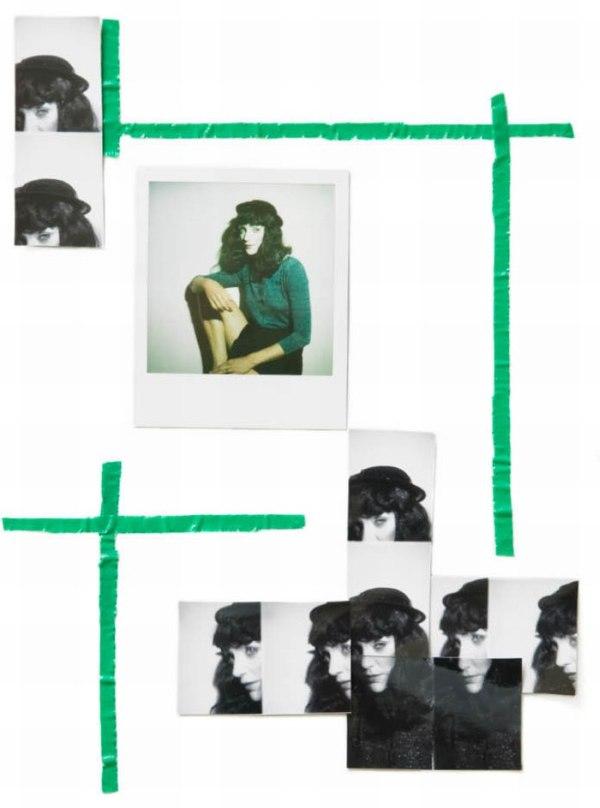 Hannelore Knuts by Christina Kruse for Rika Magazine