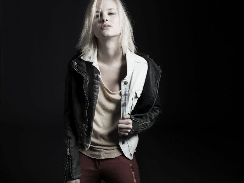 Iro Spring 2011 Campaign | Hannah Holman by Alex Cayley