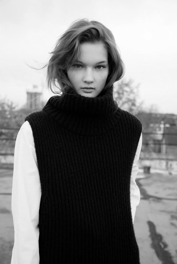 Kirsi Pyrhonen by Ben Toms for Doingbird S/S 2011