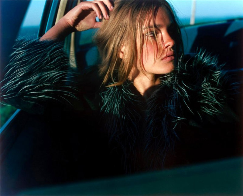 Morning Beauty | Natalia Vodianova by Carter Smith