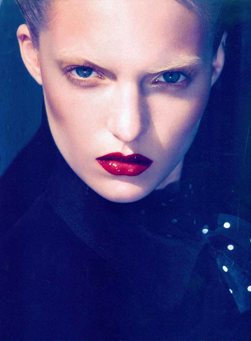 Theres Alexandersson by Camilla Akrans for Vogue Nippon March 2011