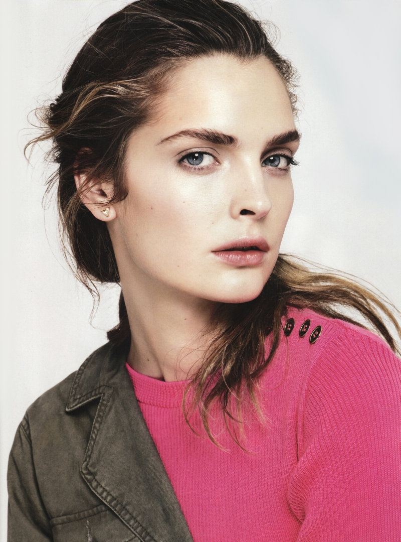 Gertrud Hegelund by Andreas Öhlund for Cover February 2011