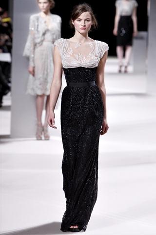 Elie Saab Spring 2011 Couture | Paris Haute Couture