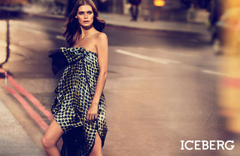 Malgosia Bela for Iceberg Spring 2011 Campaign by Mert & Marcus