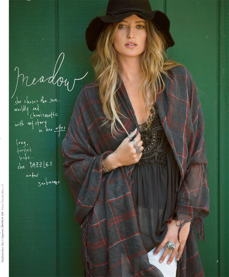 Free People February 2011 Catalogue by Jason Lee Parry