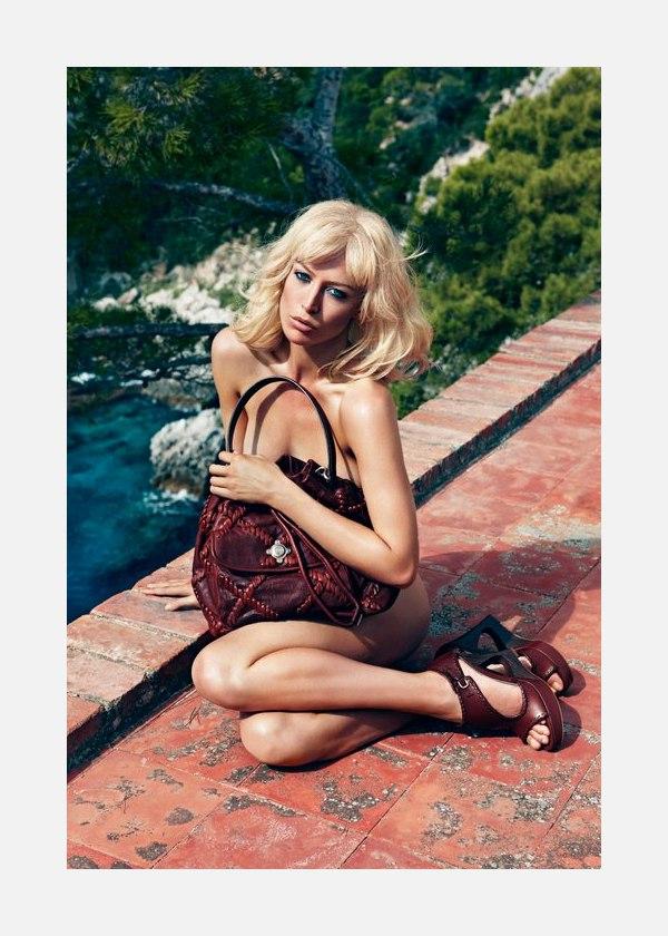 Hugo Boss Spring 2011 Campaign | Raquel Zimmermann & Heidi Mount by Mario Sorrenti