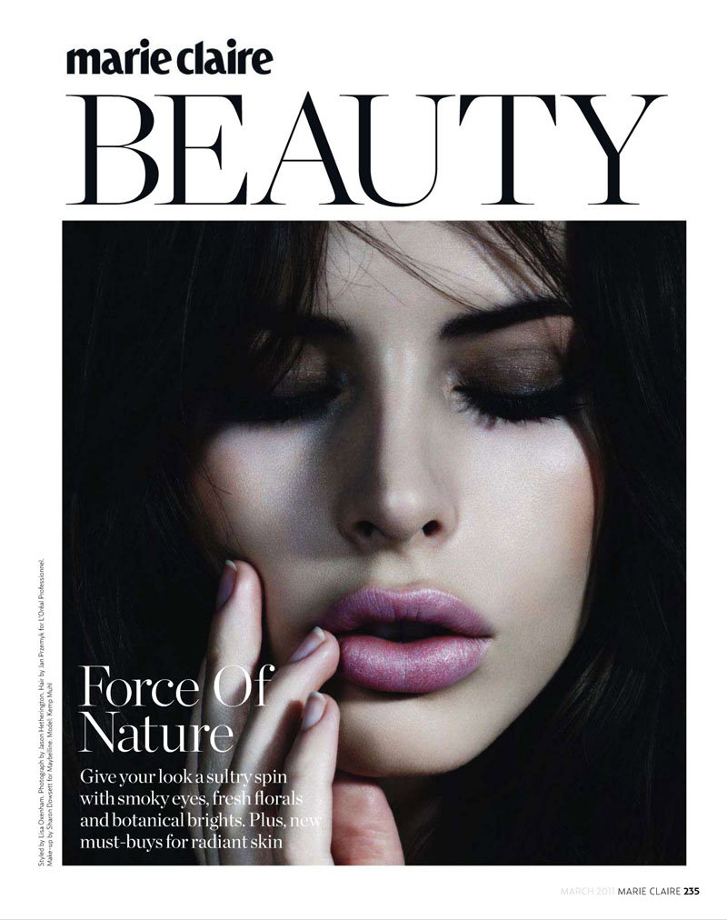 Kemp Muhl by Jason Hetherington for Marie Claire UK March 2011
