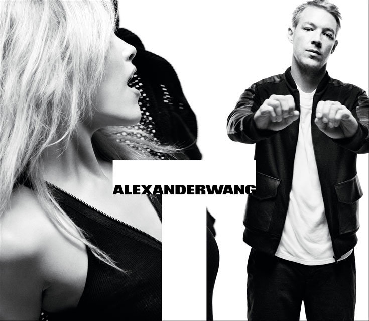 T by Alexander Wang Spring 2011 Campaign | Ashley Smith by Daniel Jackson