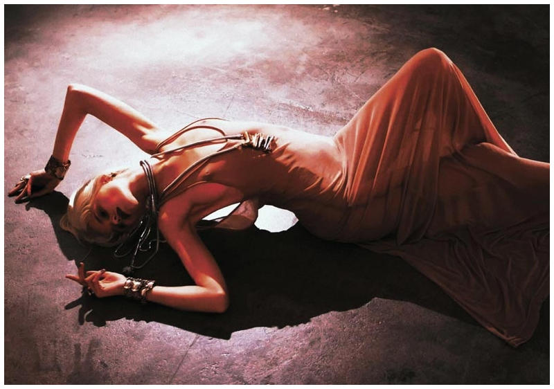 Abbey Lee Kershaw for Mania Mania Rêve 2011 Campaign by Barnapy Roper