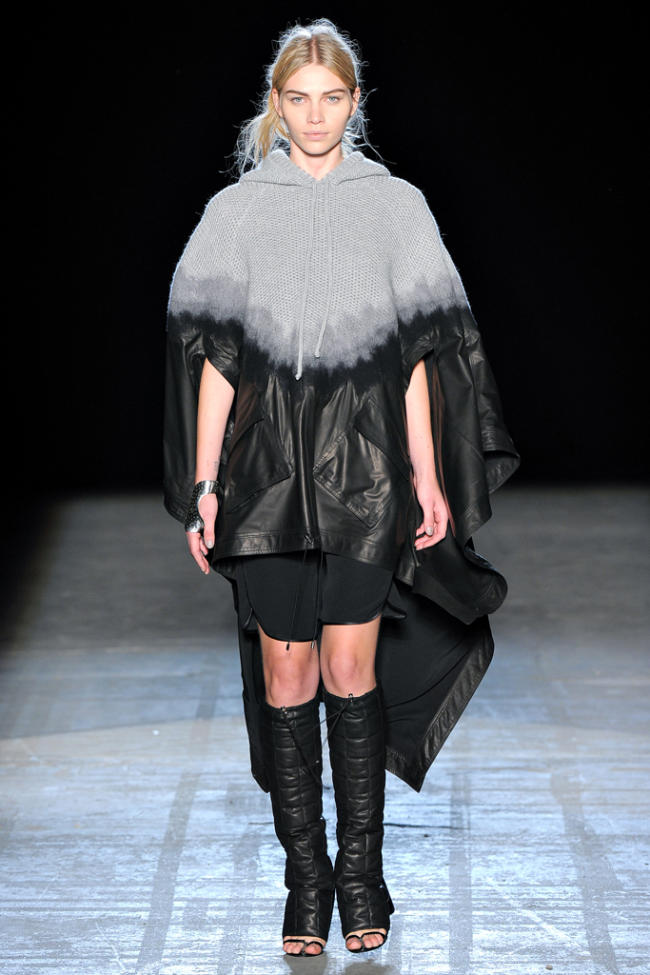 Alexander Wang Fall 2011 | New York Fashion Week