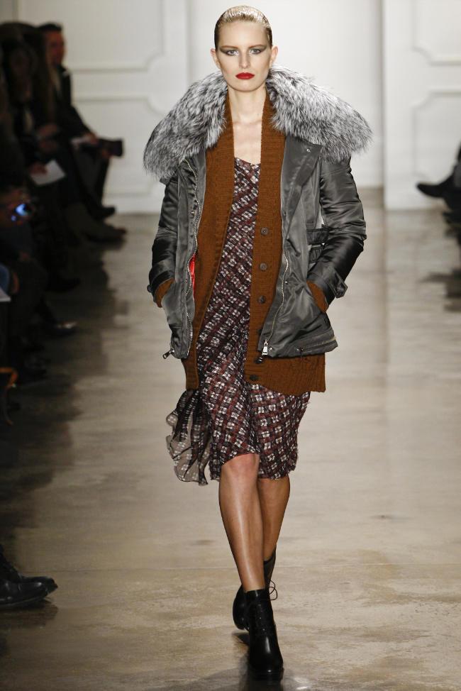 Altuzarra Fall 2011 | New York Fashion Week
