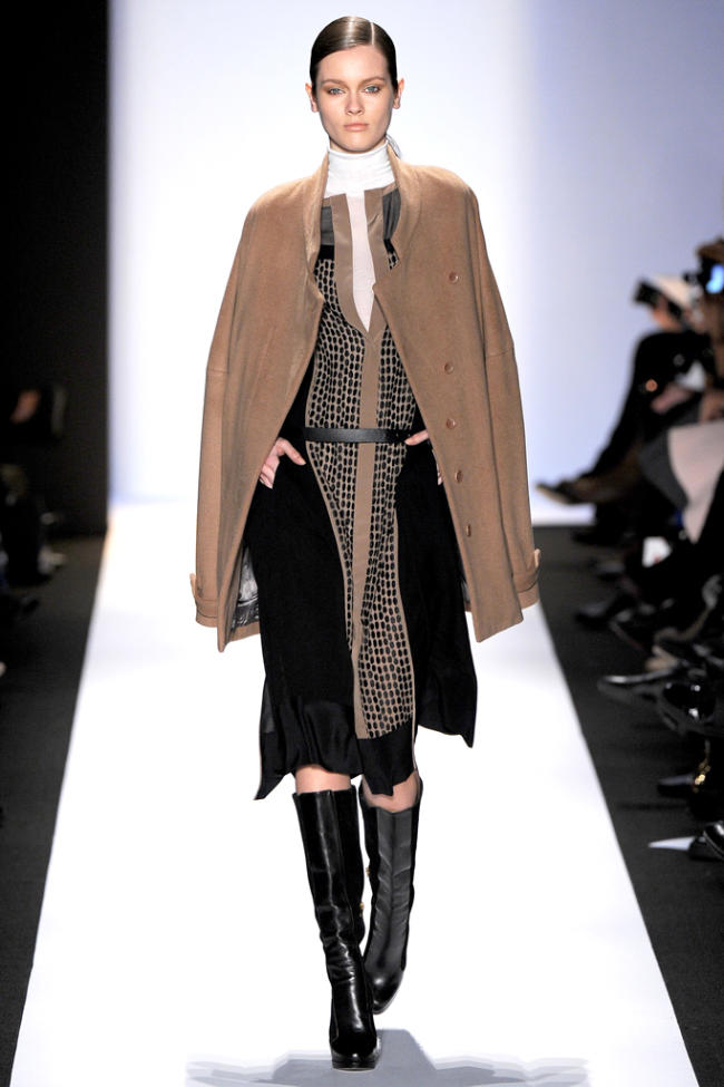 BCBG Max Azria Fall 2011   New York Fashion Week