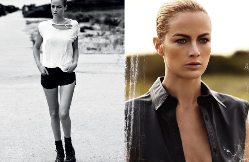 Carolyn Murphy by Terry Tsiolis for Muse