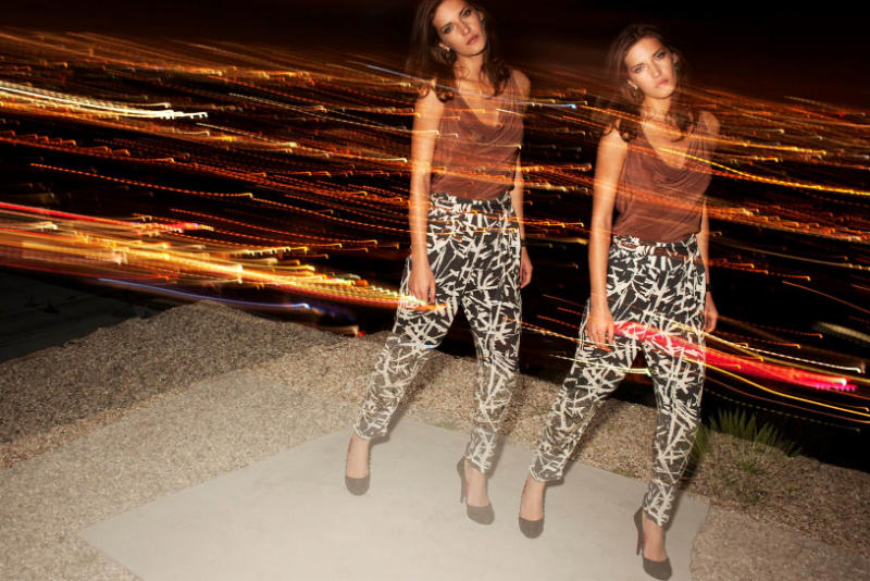 Diana Dondoe for Selected Spring 2011 Campaign