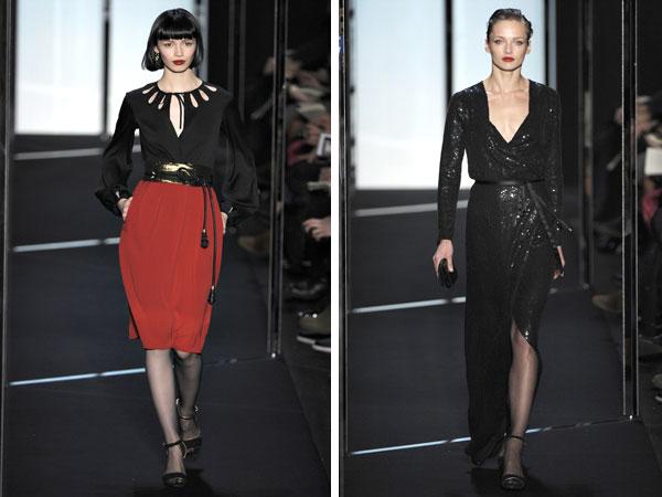 Diane von Furstenberg Fall 2011   New York Fashion Week
