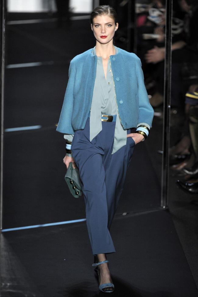 Diane von Furstenberg Fall 2011 | New York Fashion Week