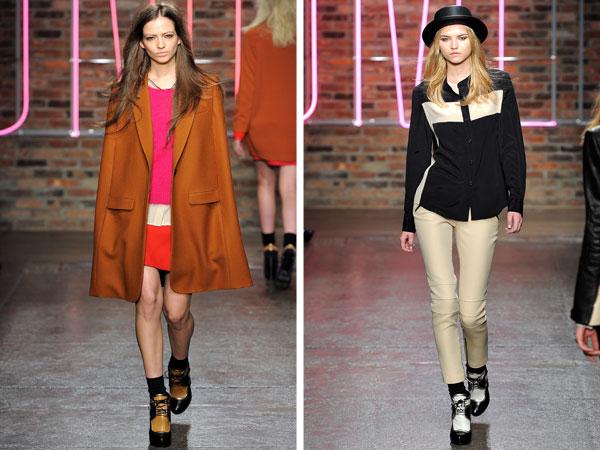 DKNY Fall 2011   New York Fashion Week
