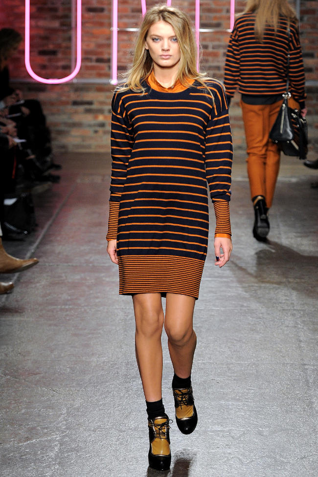 DKNY Fall 2011 | New York Fashion Week