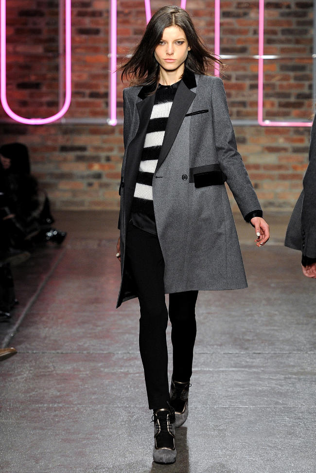 DKNY Fall 2011 | New York Fashion Week